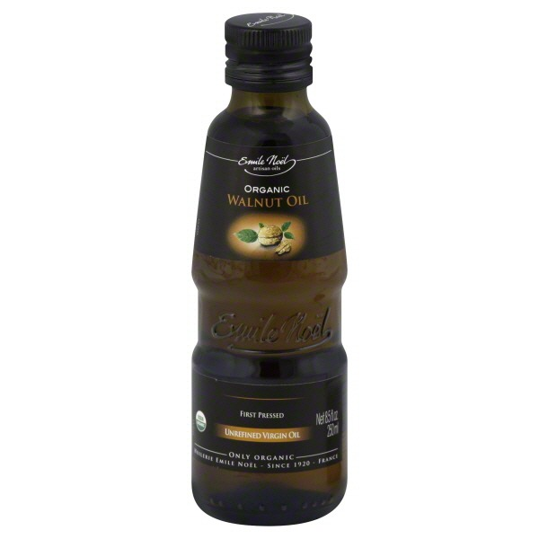 Emile Noel Walnut Oil, Organic