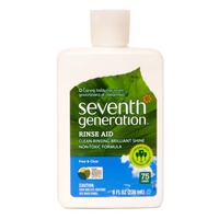 Seventh Generation Free & Clear 75 Loads Rinse Aid