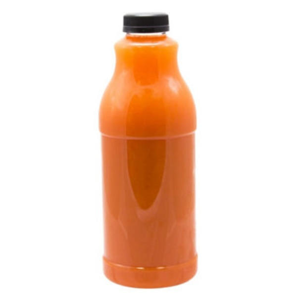 Fresh Orange Carrot Juice