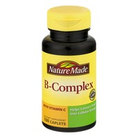 Nature Made B-Complex Caplets - 100 CT
