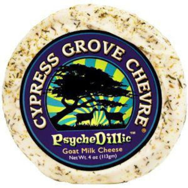 Cypress Grove Chevre PsycheDillic Goat Milk Cheese