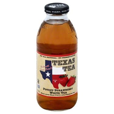 Texas tea strawberry white