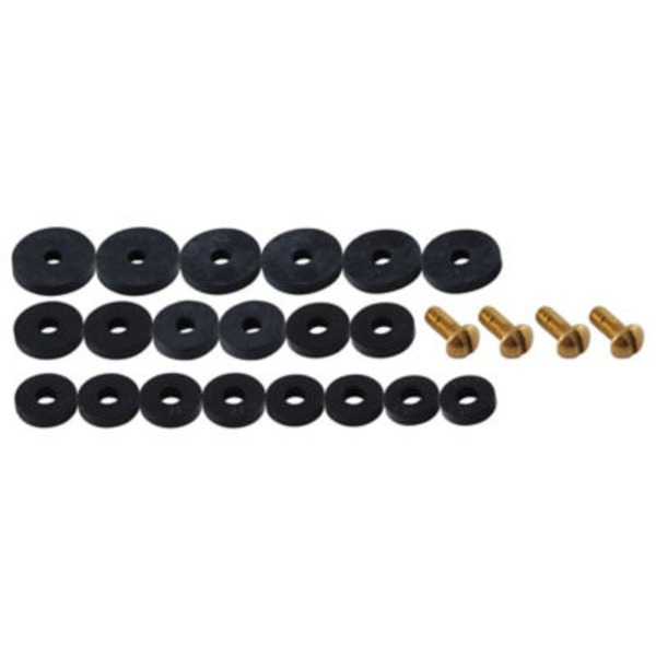 Ldr Flat Washer Assortment