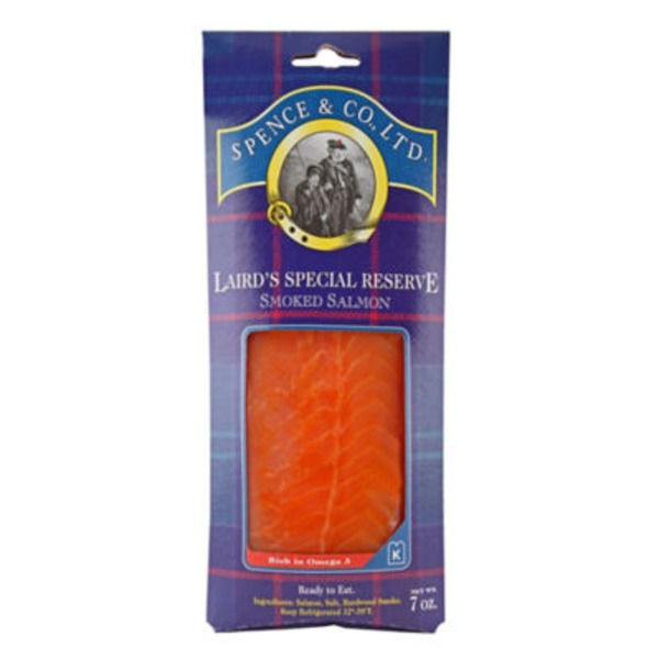 Spence & Co. Laird's Special Reserve Smoked Salmon