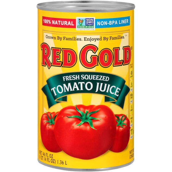 Red Gold Fresh Squeezed Tomato Juice