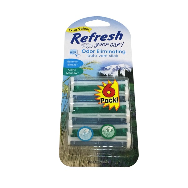 Refresh Vent Stks Breeze/Alpn