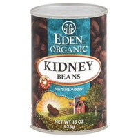 Eden Organic Kidney Beans, No Salt Added