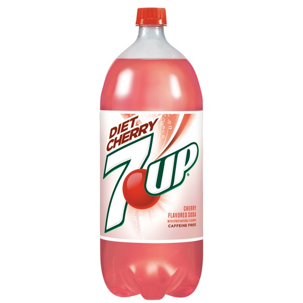 7 Up Diet Cherry Soda