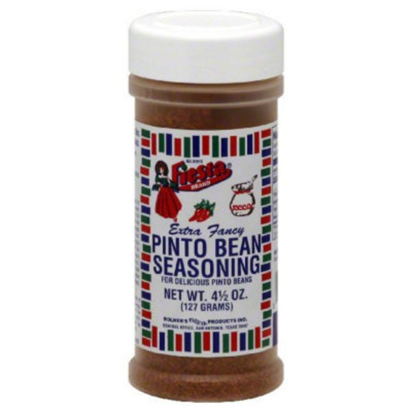 Fiesta Seasoning, Pinto Bean, Extra Fancy