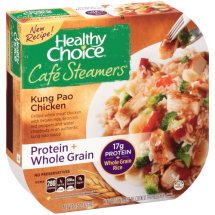 Healthy Choice Cafe Steamers Asian Inspired Kung Pao Chicken, 9.5 oz