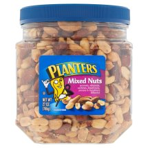Planters Mixed Nuts, 27 Oz