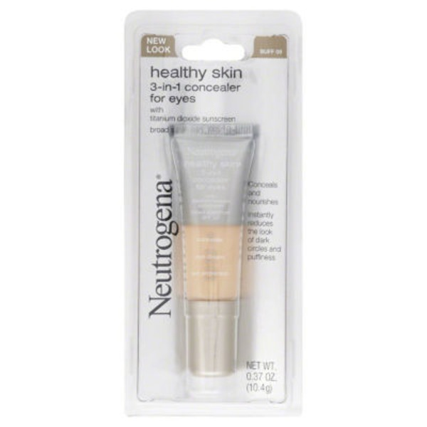 Neutrogena® Buff 09 Posted 4/3/2014 3-In-1 Concealer