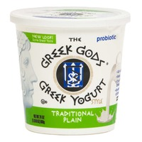 The Greek Gods Traditional Plain Greek Yogurt