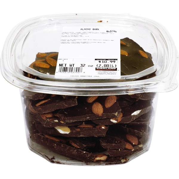 Kirkland Signature Almond Bark