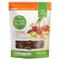 Simple Truth Sweet N Tart Mix With Dark Chocolate Chips
