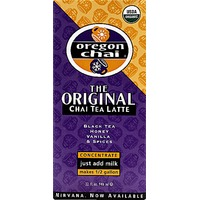 Oregon Cafe Herbal Chai Concentrate
