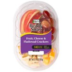 Ready Pac Fruit, Cheese and Flatbread Crackers, 3.75oz