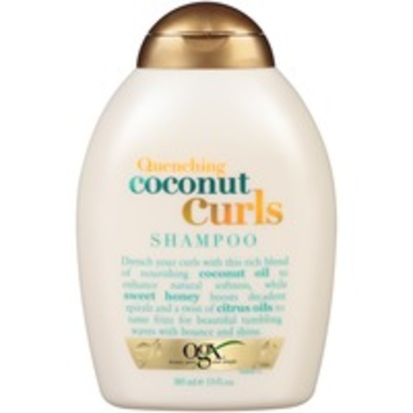 Ogx Quenching + Coconut Curls Shampoo