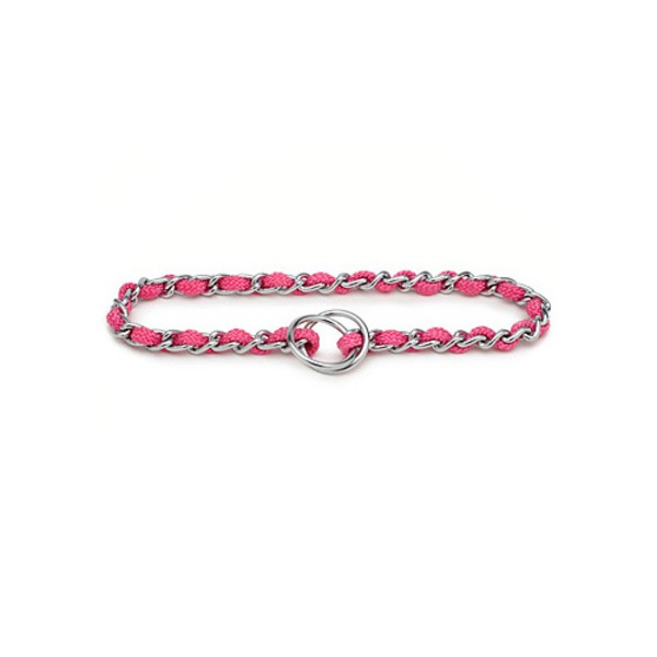 Petmate Mighty Link Large Comfort Chain In Pink 20