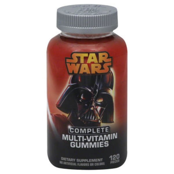 H-E-B Star Wars Multivitamin Gummies