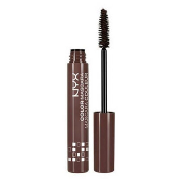 NYX Color Mascara - Brown CM03