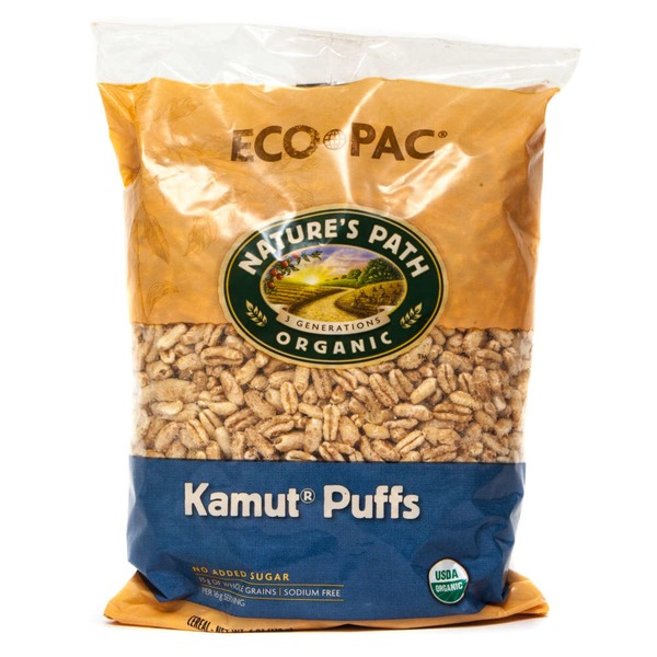 Nature's Path Organic Kamut Puffs