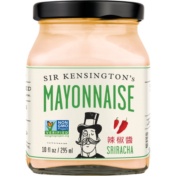 Sir Kensington's Sriracha Mayonnaise