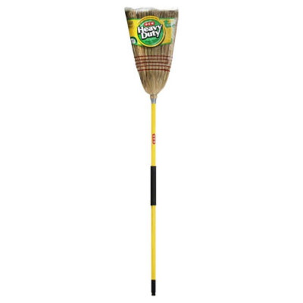 H-E-B Heavy Duty Corn Broom