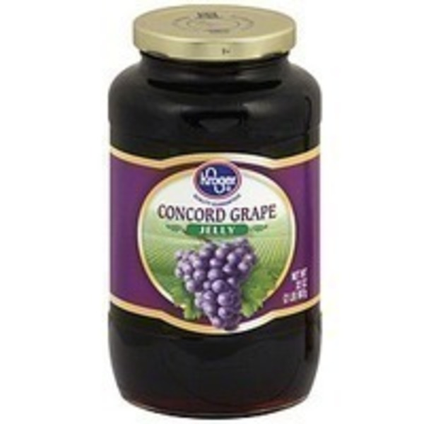 Kroger Grape Jam
