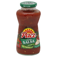 Pace Salsa Thick And Chunky Mild