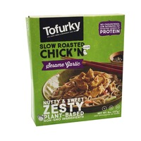 Tofurky Slow Roasted Sesame Garlic Chick'n