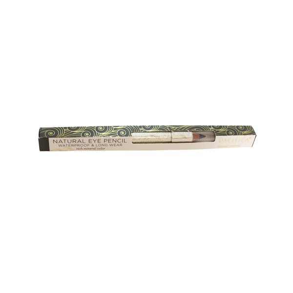 Pacifica Eye Pencil, Natural, Gun Metal
