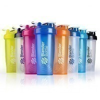 Blenderbottle Classic Assorted Full Color Container With Lid