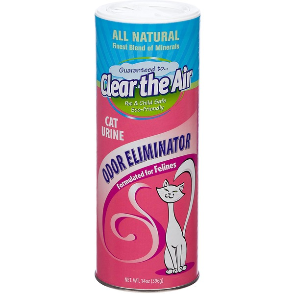 Earth's Care Clear The Air Cat Urine Odor Eliminator