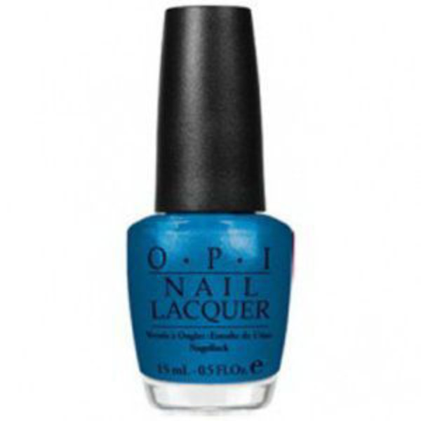 OPI Swimsuit Nailed It Nail Lacquer