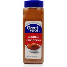 Great Value Ground Cinnamon Seasoning, 18 oz