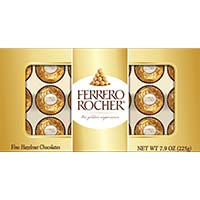 Ferrero Rocher Ferrero Collection Fine Hazelnut Chocolates
