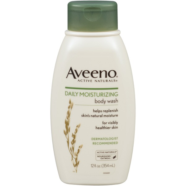 Aveeno® Active Naturals Daily Moisturizing Body Wash
