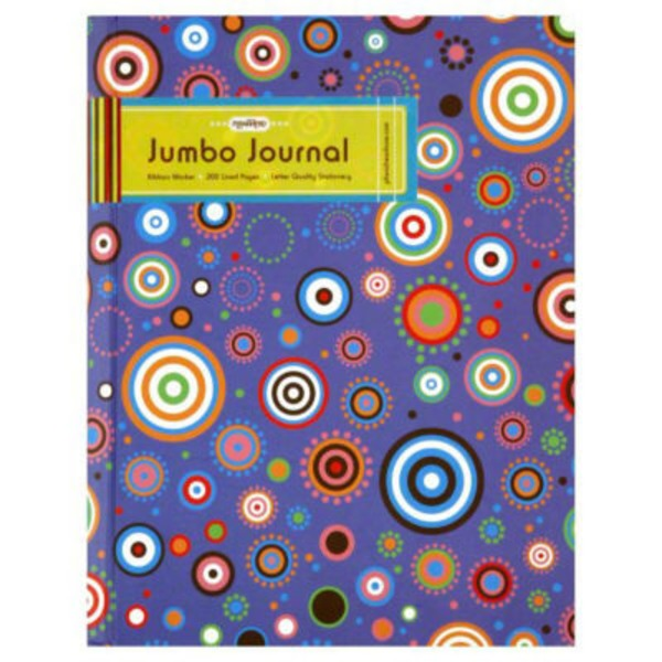 PlanAhead Jumbo 200 Page Journal