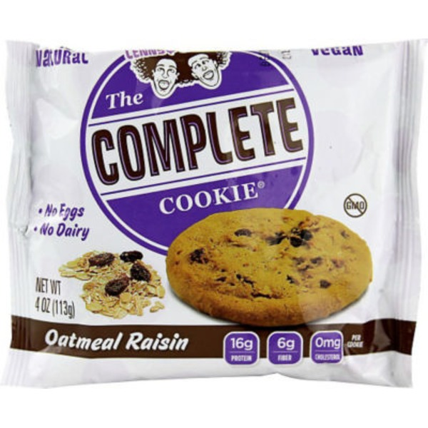 Lenny & Larry's The Complete Cookie Oatmeal Raisin