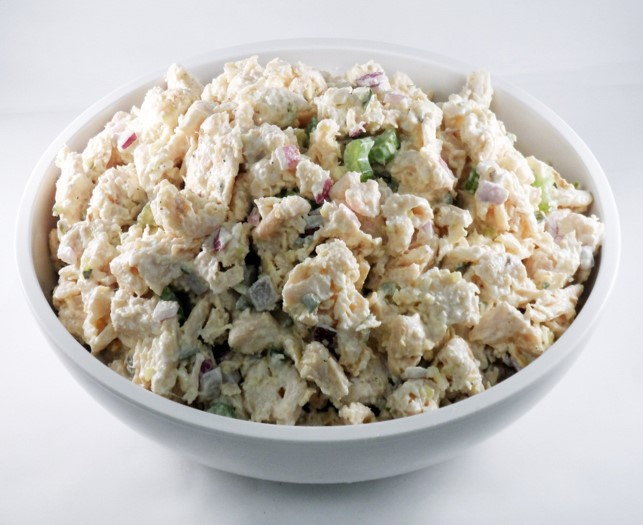 Walmart Deli Chicken Salad