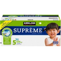Kirkland Signature Supreme Diapers, Size 5