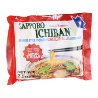 Sapporo Ichiban Japanese Style Original Flavored Noodles and Soup