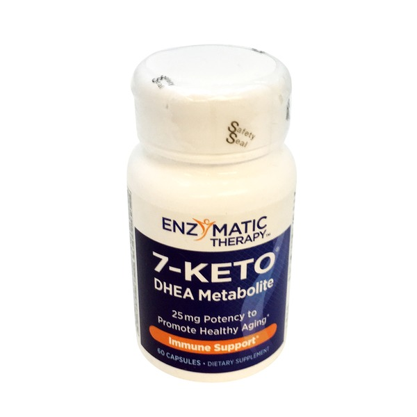 Enzymatic Therapy 7-KETO DHEA Metabolite 25mg