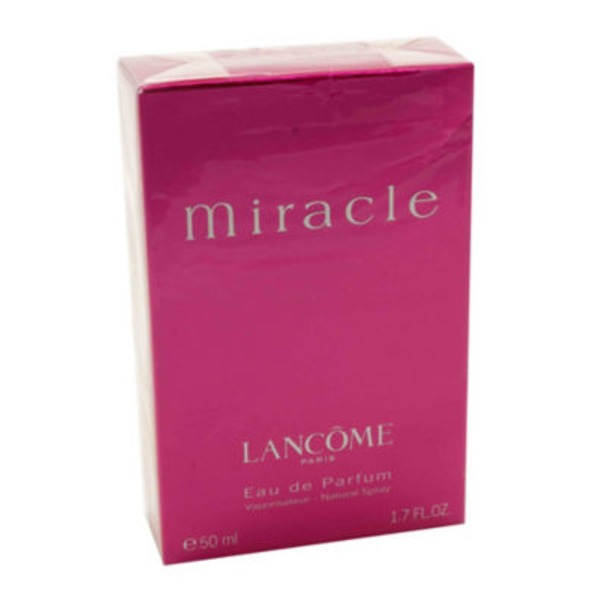 Lancôme Paris Miracle Eau De Parfum Natural Spray For Women