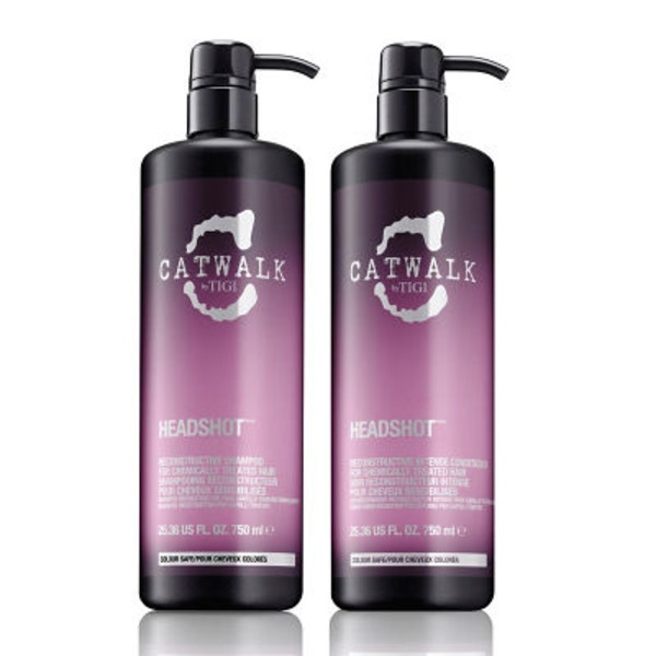Tigi Catwalk Headshot Shampoo Conditioner Duo