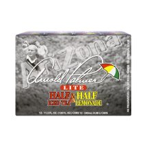 Arizona Arnold Palmer Half & Half Iced Tea Lemonade, 11.5 Fl Oz, 12 Count
