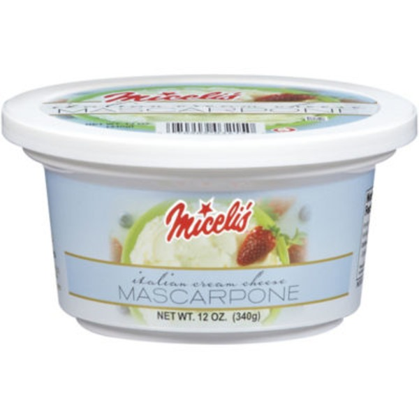Micelis Italian Mascarpone Cream Cheese