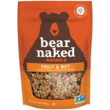 Bear Naked Fruit And Nut Granola Cereal, 12 Oz