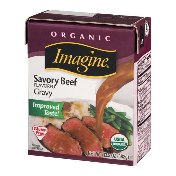 Imagine Foods Organic Savory Beef Gravy